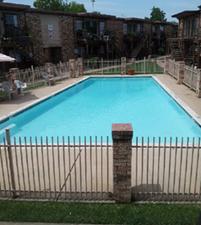 Pool at Listing #224849