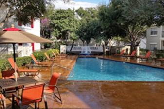 Pool at Listing #141362