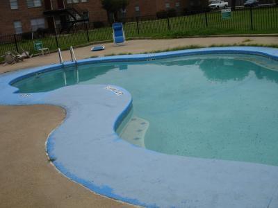Pool at Listing #137605