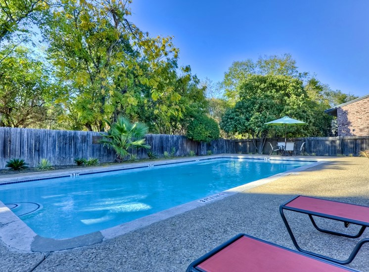 Pool at Listing #140598