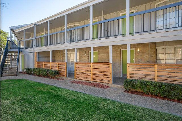 Residence at Lake Highlands Apartments Dallas, TX