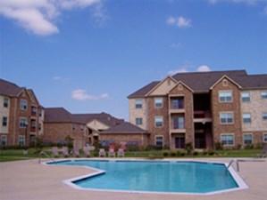 Pool at Listing #144648