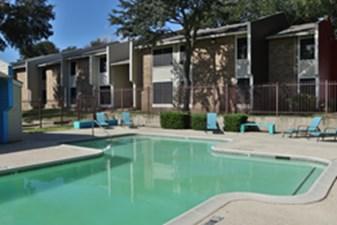 Pool at Listing #136474