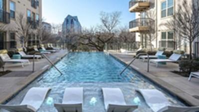 Pool at Listing #226748