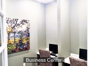 Business Center at Listing #296577