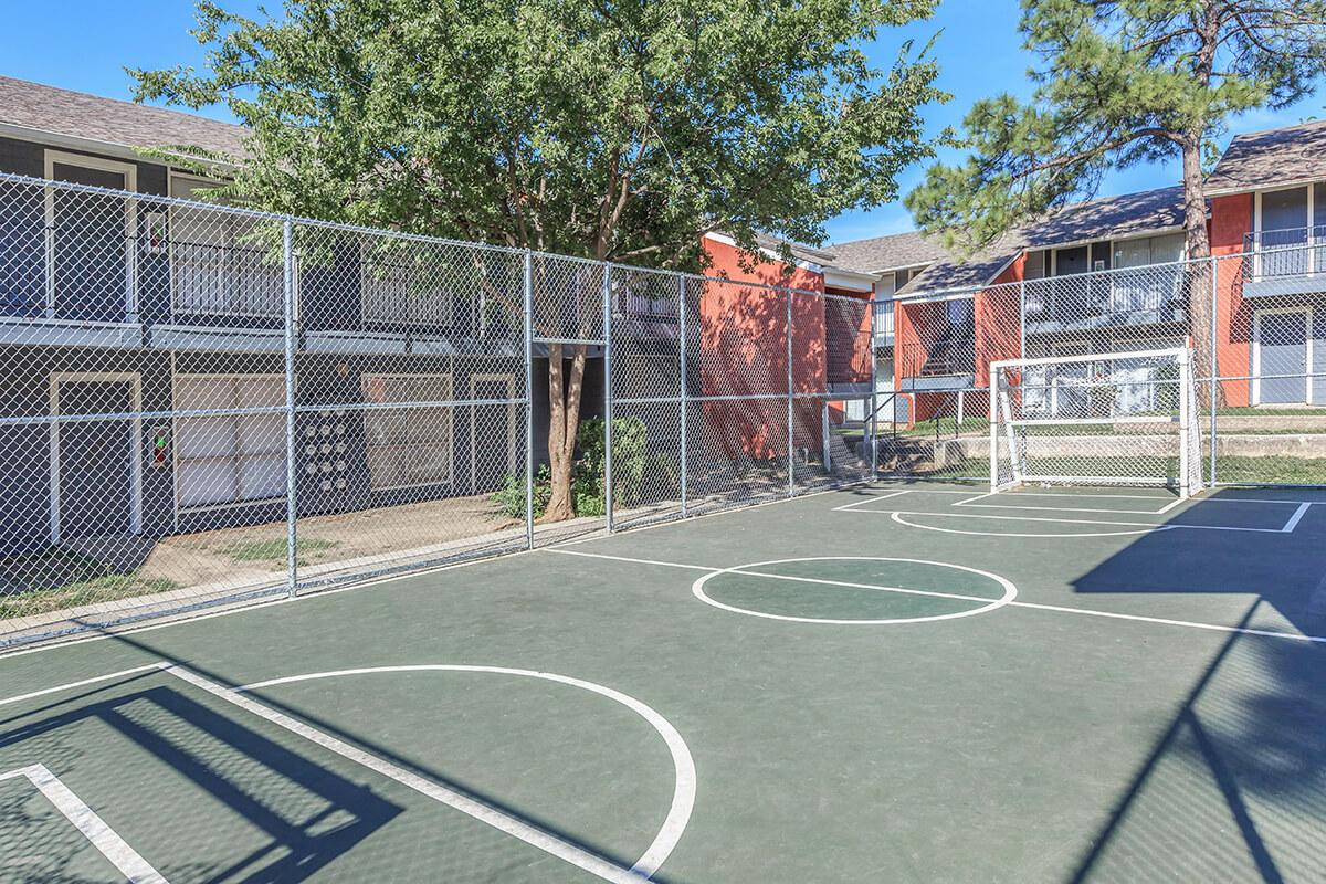 Sport Court at Listing #135779