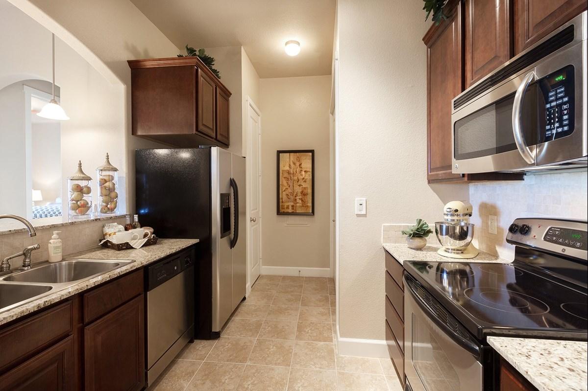 Kitchen at Listing #144918