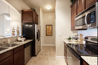 Kitchen at Listing #144918