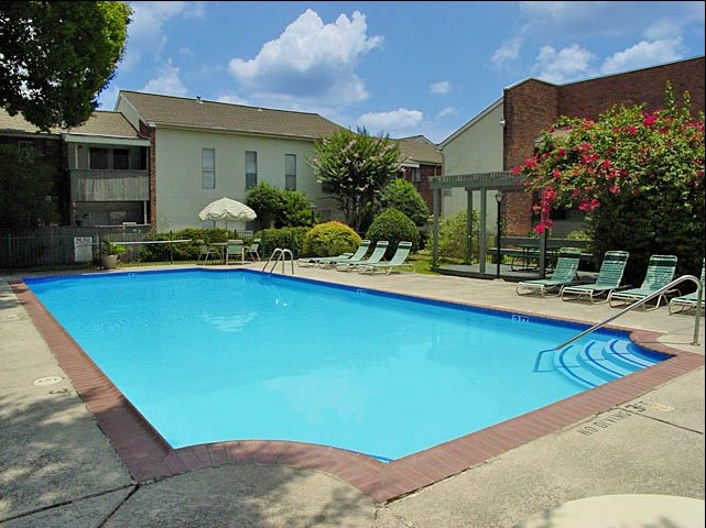 Pool at Listing #139642