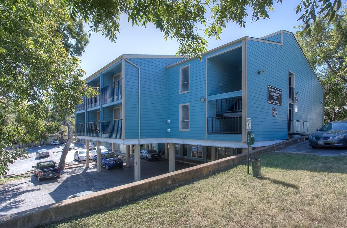University Quarters Apartments Austin TX