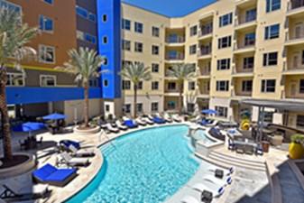 Pool at Listing #243458