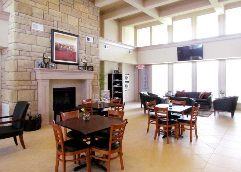 Clubhouse at Listing #139242