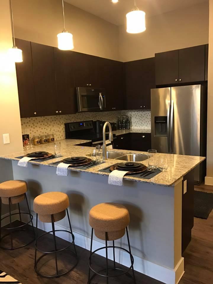 Kitchen at Listing #282567