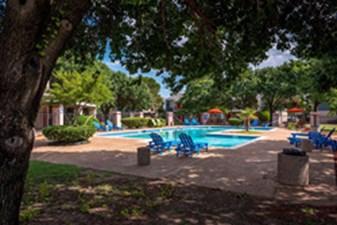 Pool at Listing #137083