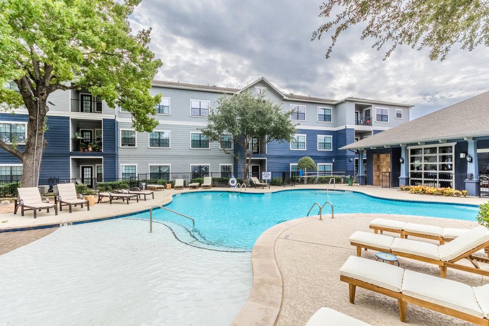 Pool at Listing #138205