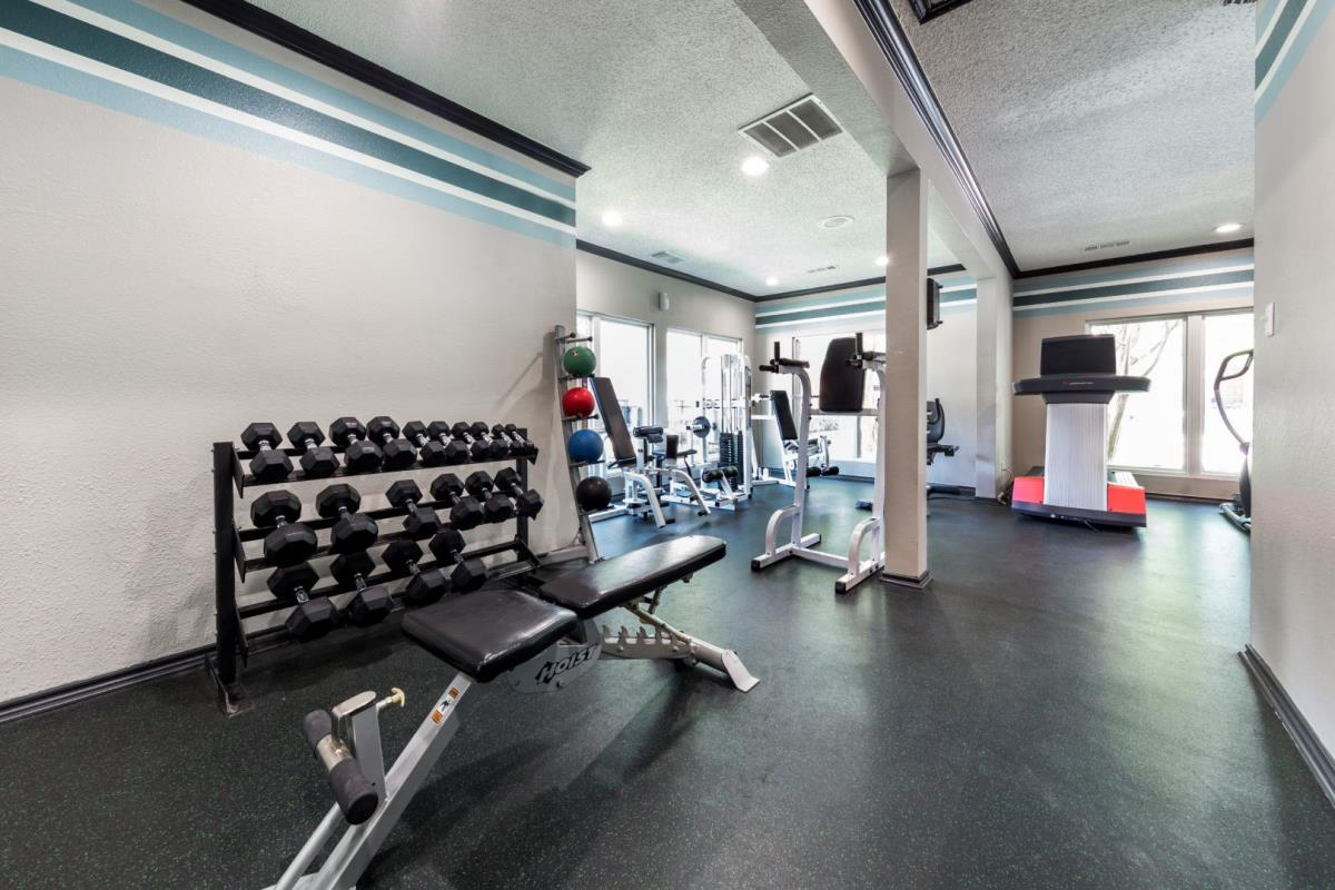 Fitness at Listing #135706