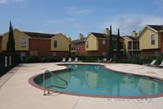 Pool at Listing #139662