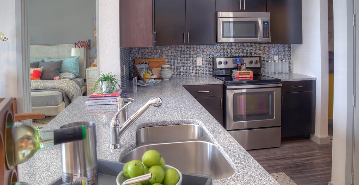 Kitchen at Listing #236627