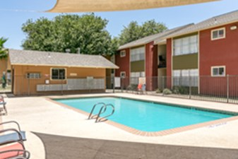 Pool at Listing #140940