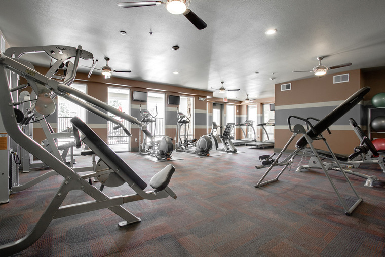 Fitness Center at Listing #151548