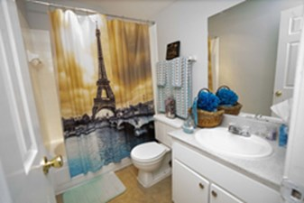 Bathroom at Listing #139546