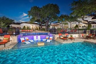 Pool at Listing #144162