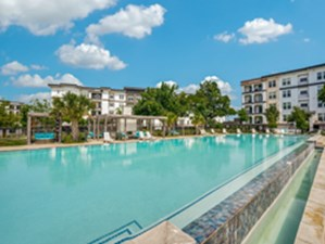 Pool at Listing #233378