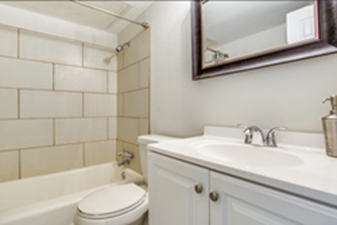 Bathroom at Listing #213376