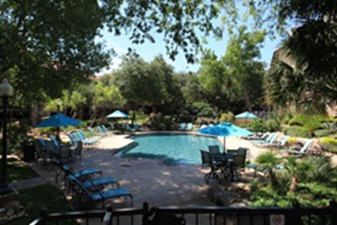 Pool at Listing #140801