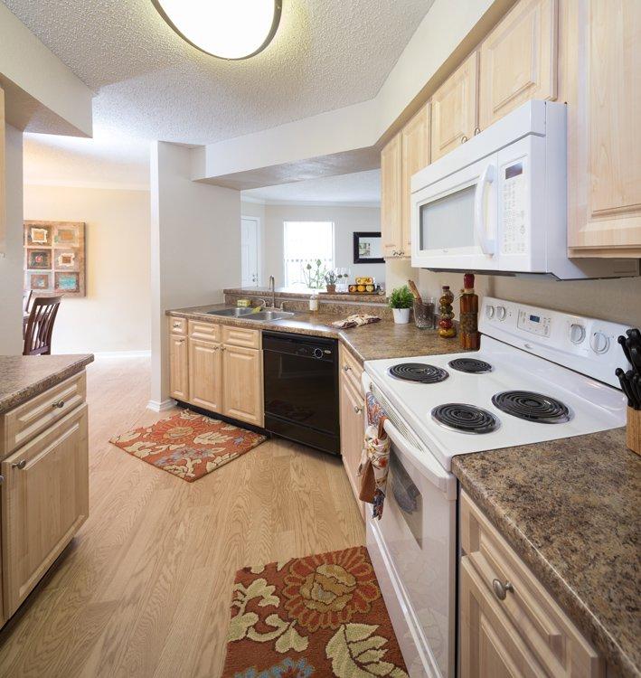 Kitchen at Listing #135950