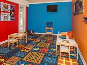 Playroom at Listing #135848