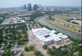 Aerial View at Listing #243260