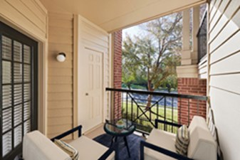 Patio at Listing #138855