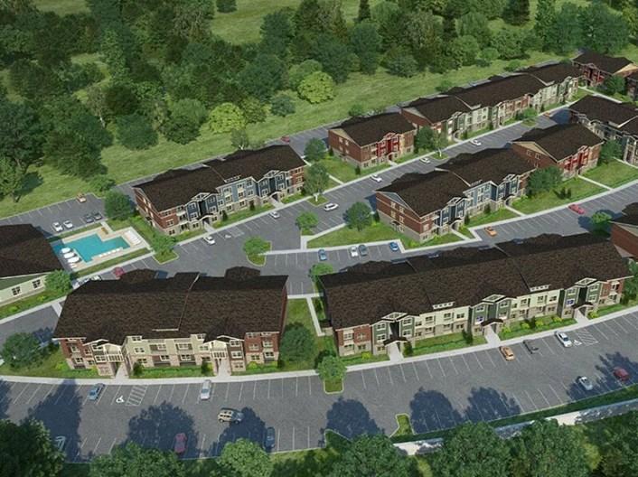 Reserve at Quebec Apartments