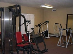 Fitness Center at Listing #139445