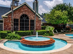 Hot Tub at Listing #141419