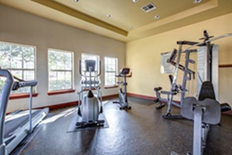 Fitness Center at Listing #147878