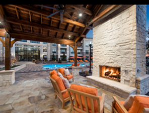 Fire Pit at Listing #287873