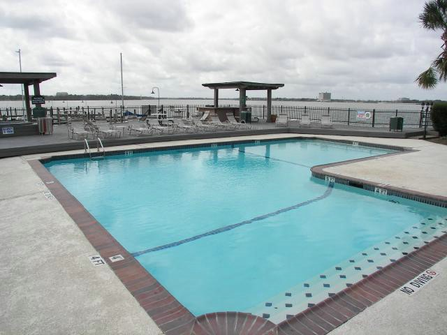 Pool at Listing #138342