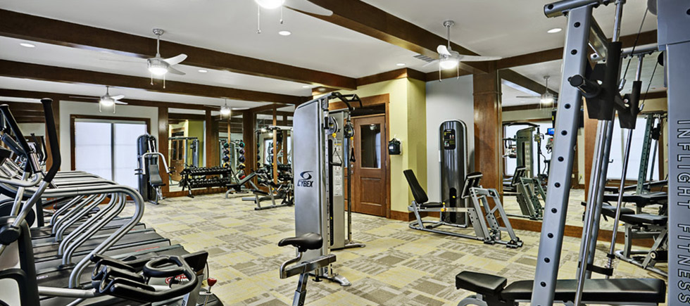 Fitness at Listing #232056