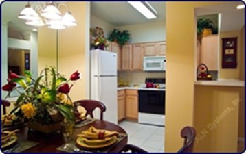 Dining/Kitchen at Listing #147739