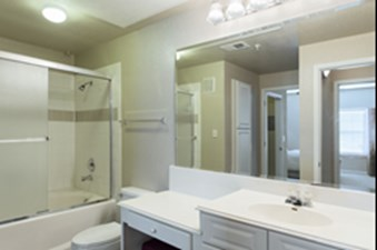Bathroom at Listing #140708