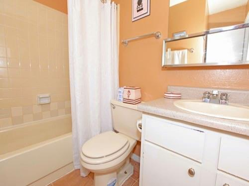 Bathroom at Listing #136094