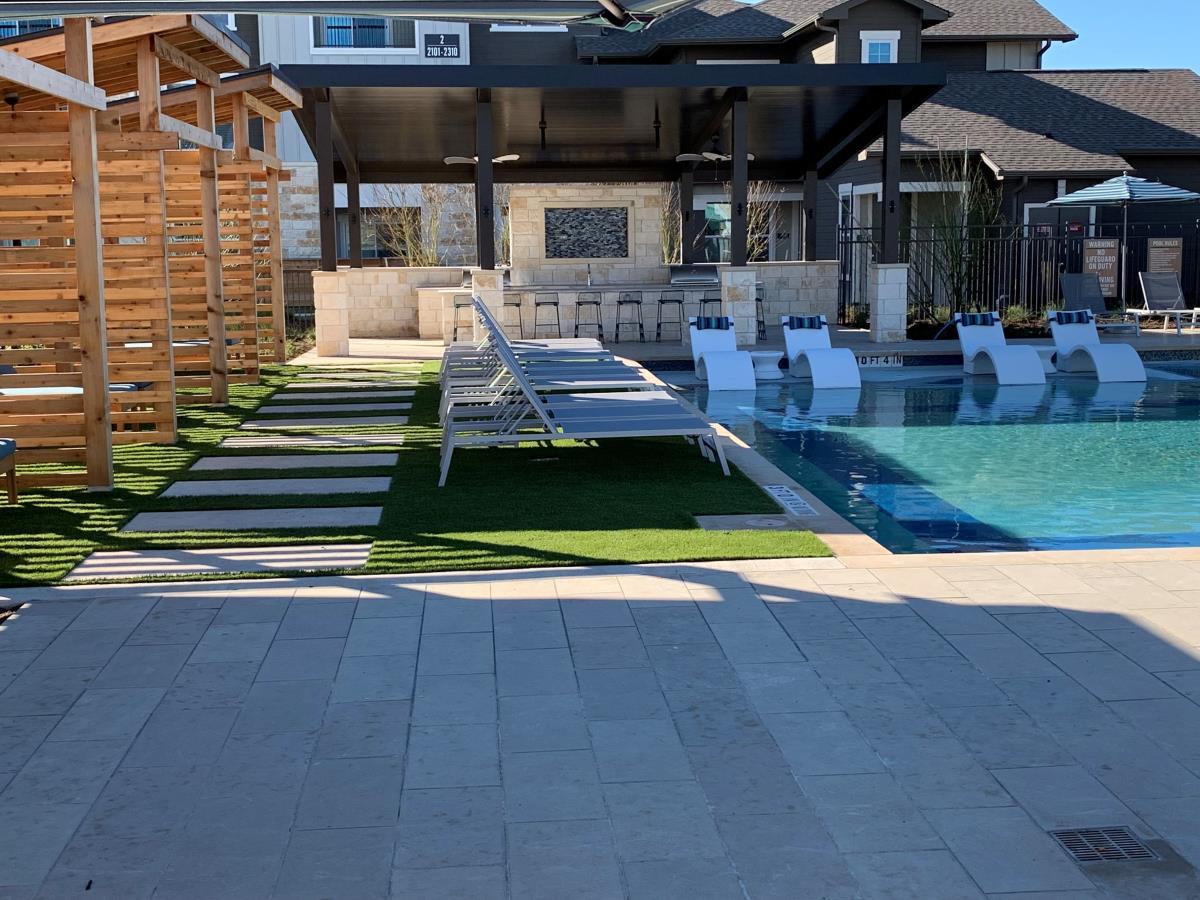 Pool at Listing #296237