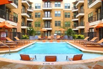 Pool at Listing #299814