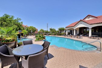 Pool at Listing #137634