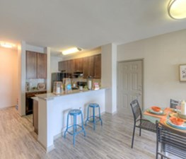 Dining/Kitchen at Listing #224272