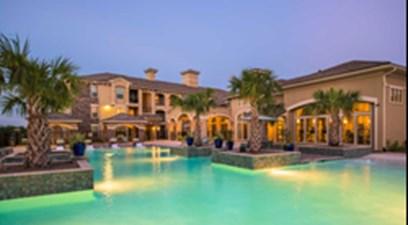 Pool at Listing #260400