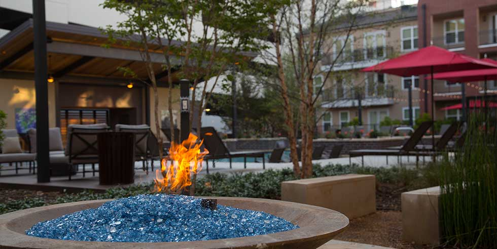 Fire Pit at Listing #152200