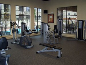 Fitness Center at Listing #144682